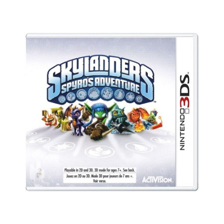Jogo Skylanders: Spyro's Adventure - 3DS