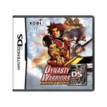 Jogo Dynasty Warriors DS: Fighter's Battle - DS