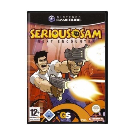 Jogo Serious Sam: Next Encounter - GameCube (Europeu)