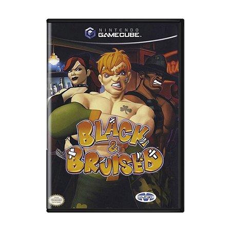 Jogo Black & Bruised - GameCube
