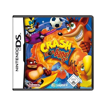 Jogo Crash Boom Bang! - DS