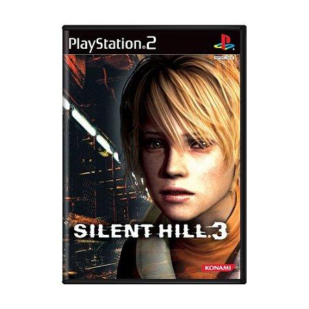 Jogo Silent Hill 3 - PS2