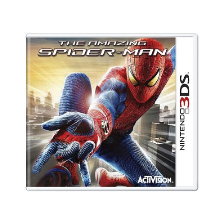 Jogo The Amazing Spider-Man - 3DS