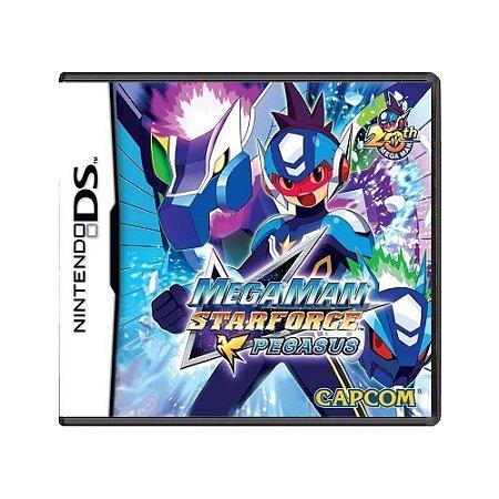 Jogo Mega Man Star Force: Pegasus - DS