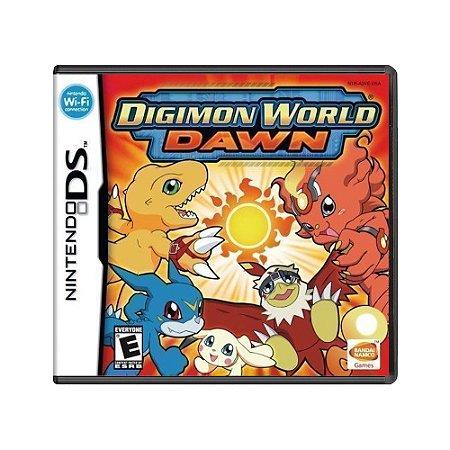 Jogo Digimon World: Dawn - DS
