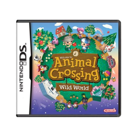 Jogo Animal Crossing: Wild World - DS