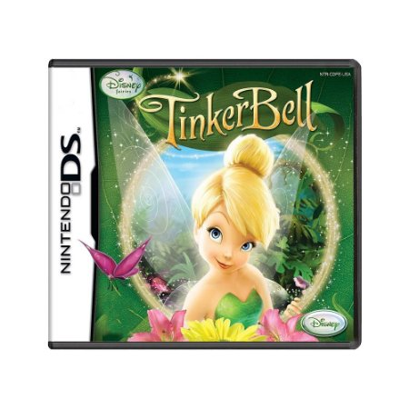 Jogo Disney Fairies: Tinker Bell - DS