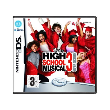 Jogo Disney High School Musical 3: Senior Year - DS [Europeu]