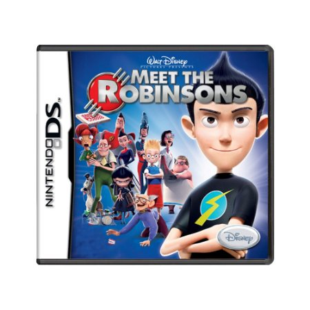 Jogo Meet the Robinsons - DS
