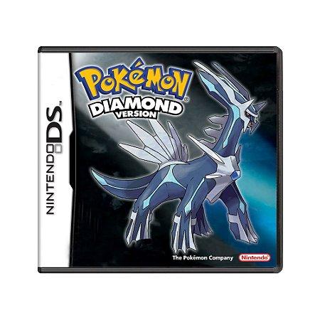 Jogo Pokémon: Diamond Version - DS