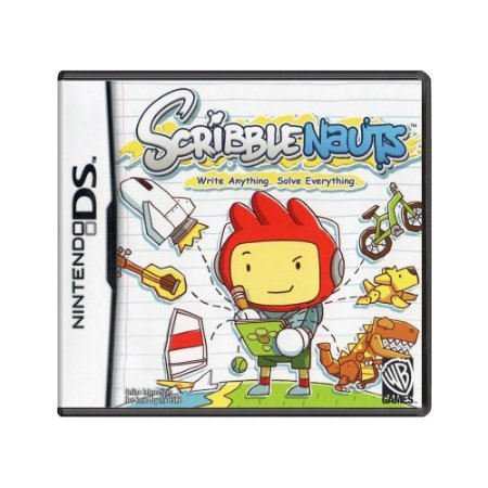 Jogo Scribblenauts - DS