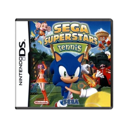 Jogo Sega Superstars Tennis - DS
