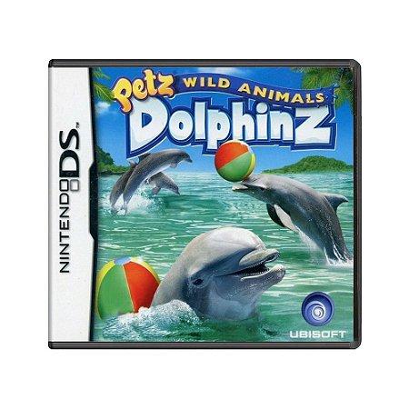 Jogo Wild PetZ DolphinZ - DS