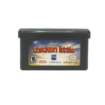 Jogo Chicken Little - GBA
