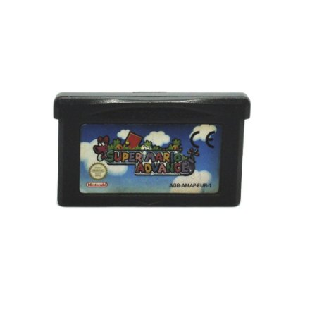 Jogo Super Mario Advance - GBA [Europeu]