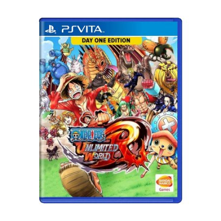 Jogo One Piece: Unlimited World Red - PS Vita