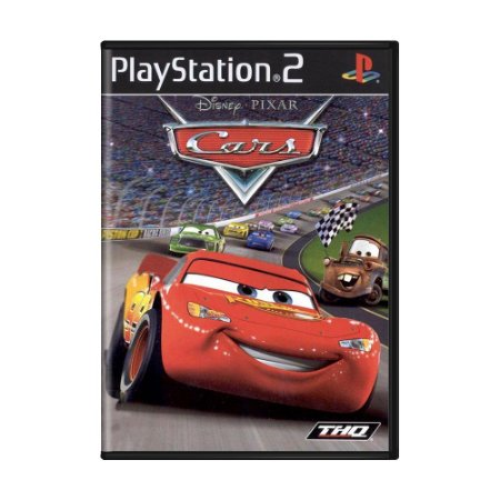 Jogo Cars - PS2