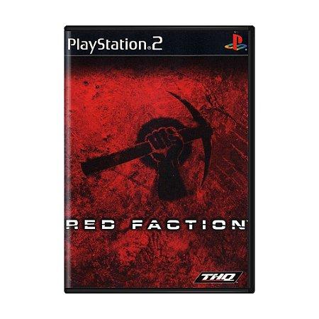 Jogo Red Faction: Join the Revolution - PS2
