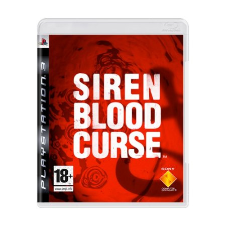 Jogo Siren: Blood Curse - PS3
