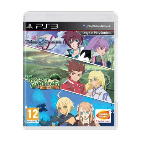 Jogo Tales of Symphonia Chronicles & Tales of Grace F - PS3