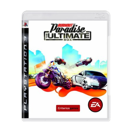 Jogo Burnout Paradise (The Ultimate Box) - PS3