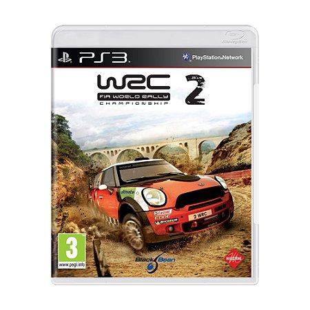 Jogo WRC 2: Fia World Rally Championship - PS3