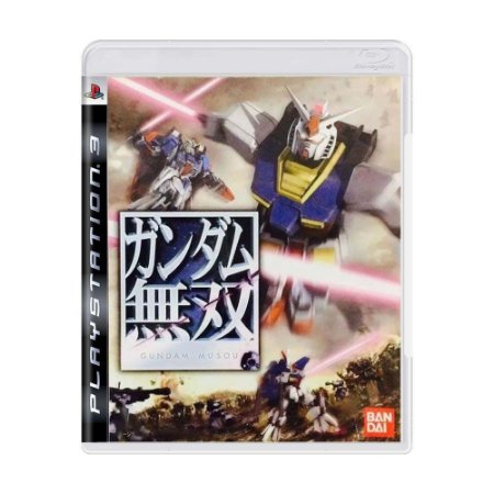 Jogo Dynasty Warriors: Gundam - PS3