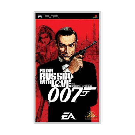 Jogo 007: From Russia with Love - PSP
