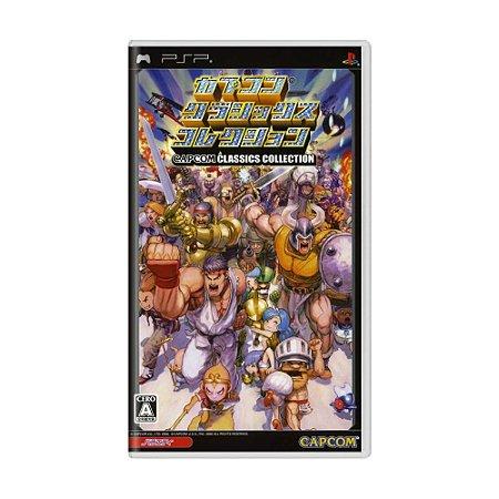 Jogo Capcom Classics Collection - PSP