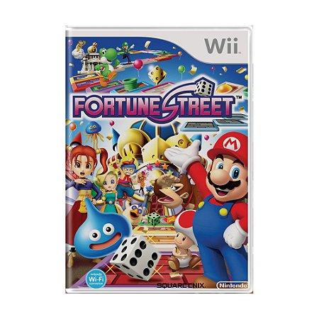 Jogo Fortune Street - Wii