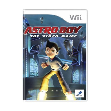 Jogo Astro Boy: The Video Game - Wii