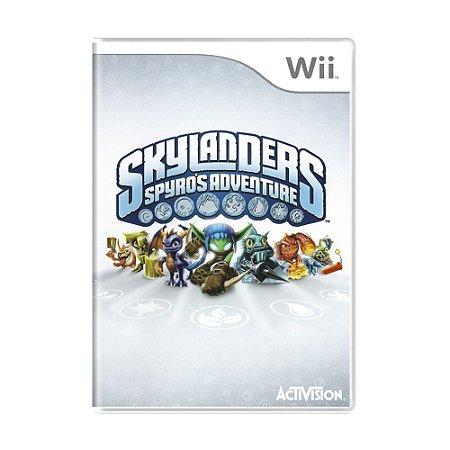 Jogo Skylanders: Spyro's Adventure - Wii