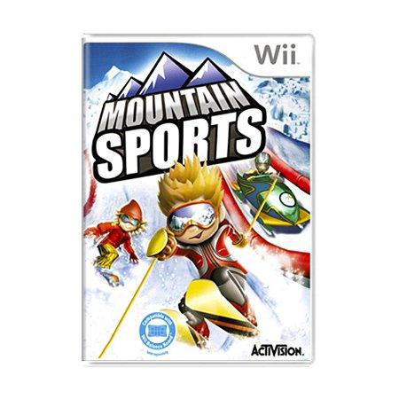 Jogo Mountain Sports - Wii