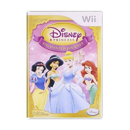 Jogo Disney Princess: Enchanted Journey - Wii