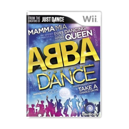 Jogo ABBA: You Can Dance - Wii