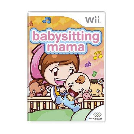 Jogo Babysitting Mama - Wii