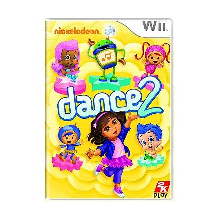 Jogo Nickelodeon Dance 2 - Wii