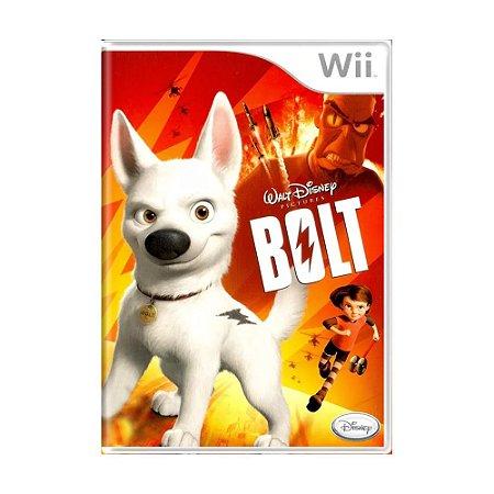 Jogo Bolt - Wii