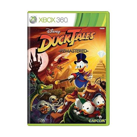 Jogo Ducktales Remastered - Xbox 360