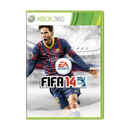 Jogo Fifa 2014 (FIFA 14) - Xbox 360