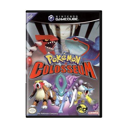 Jogo Pokémon Colosseum - GameCube