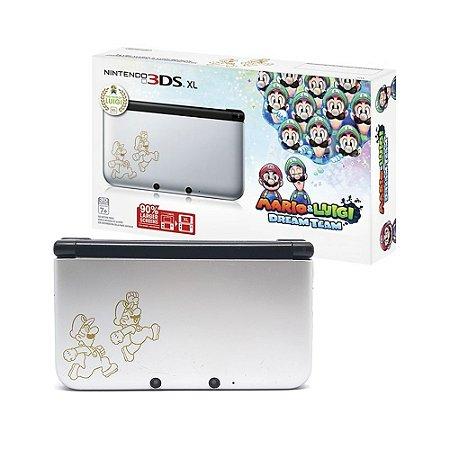 Console Nintendo 3DS XL (Mario & Luigi: Dream Team Edition) - Nintendo