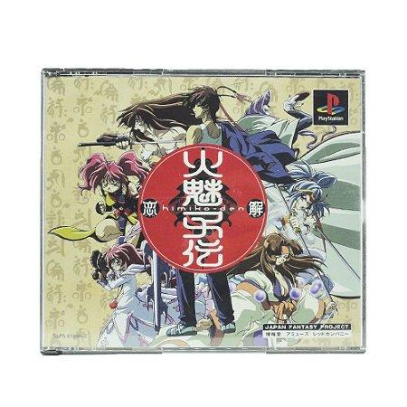 Jogo Himiko-Den Renge - PS1