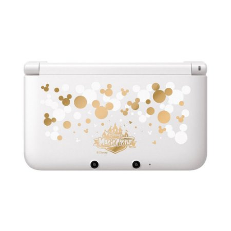 Console Nintendo 3DS XL (Disney Magical World Special Edition) - Nintendo
