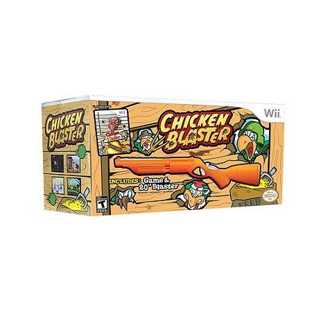 Jogo Chicken Blaster (Hunting Bundle) - Wii