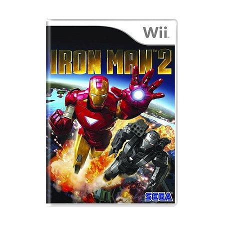 Jogo Iron Man 2 - Wii