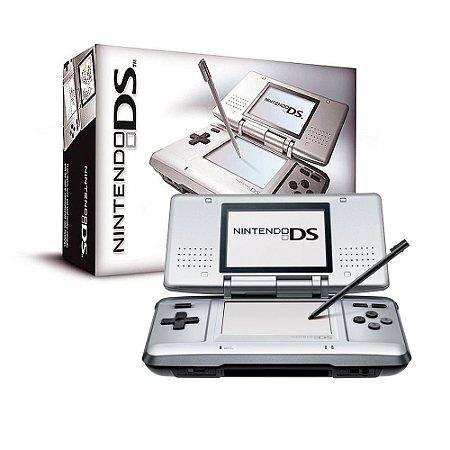 Console Nintendo DS Prata - Nintendo