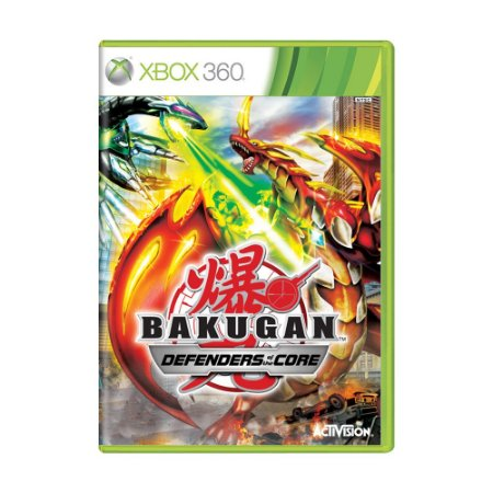Jogo Bakugan: Defenders of The Core - Xbox 360