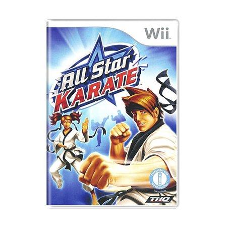 Jogo All Star Karate - Wii