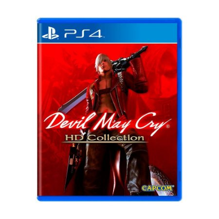 Jogo Devil May Cry HD Collection - PS4